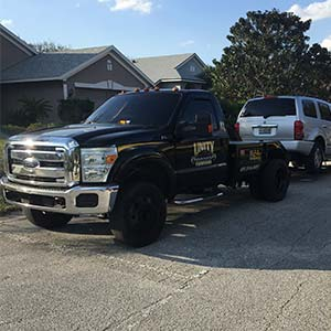 Sanford Towing Service